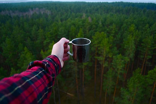 idées de recettes déjeuner en camping
