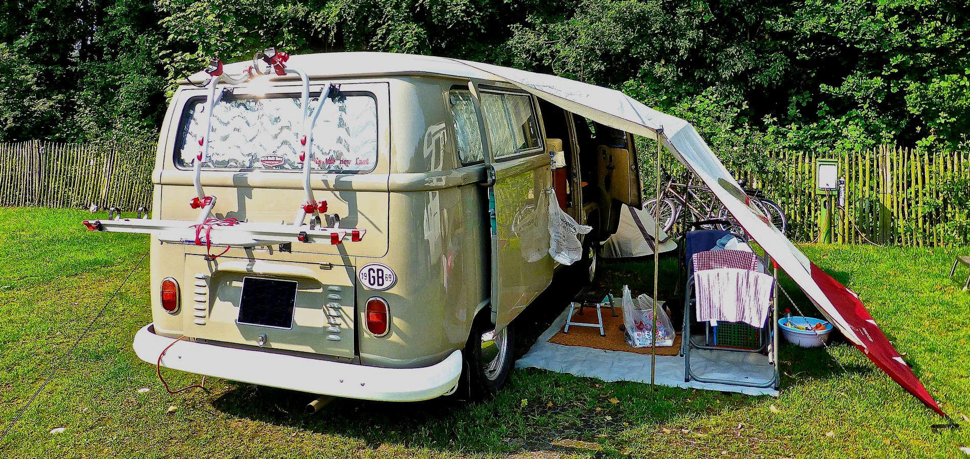 Organisation en camping et rangement