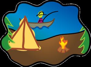 Idées de jeux et activité de camping