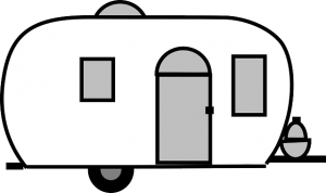 Rangement et organisation en camping